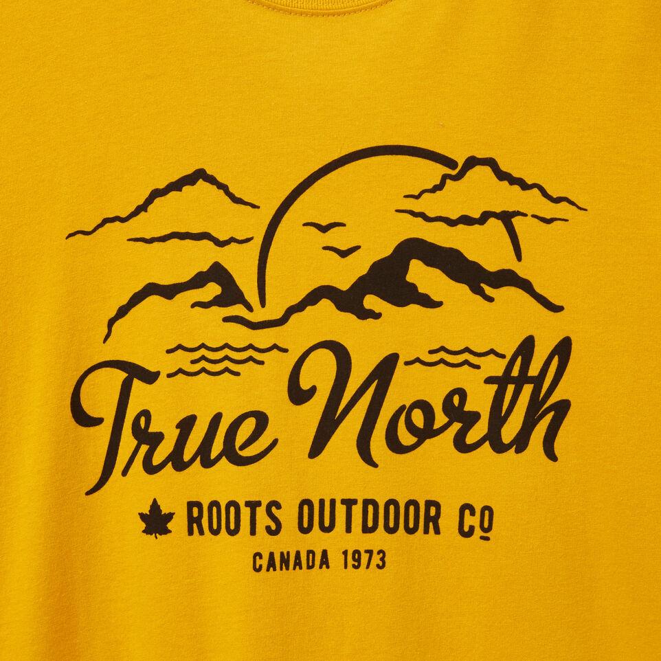 Roots-undefined-T-shirt Belmont Biologique-undefined-C