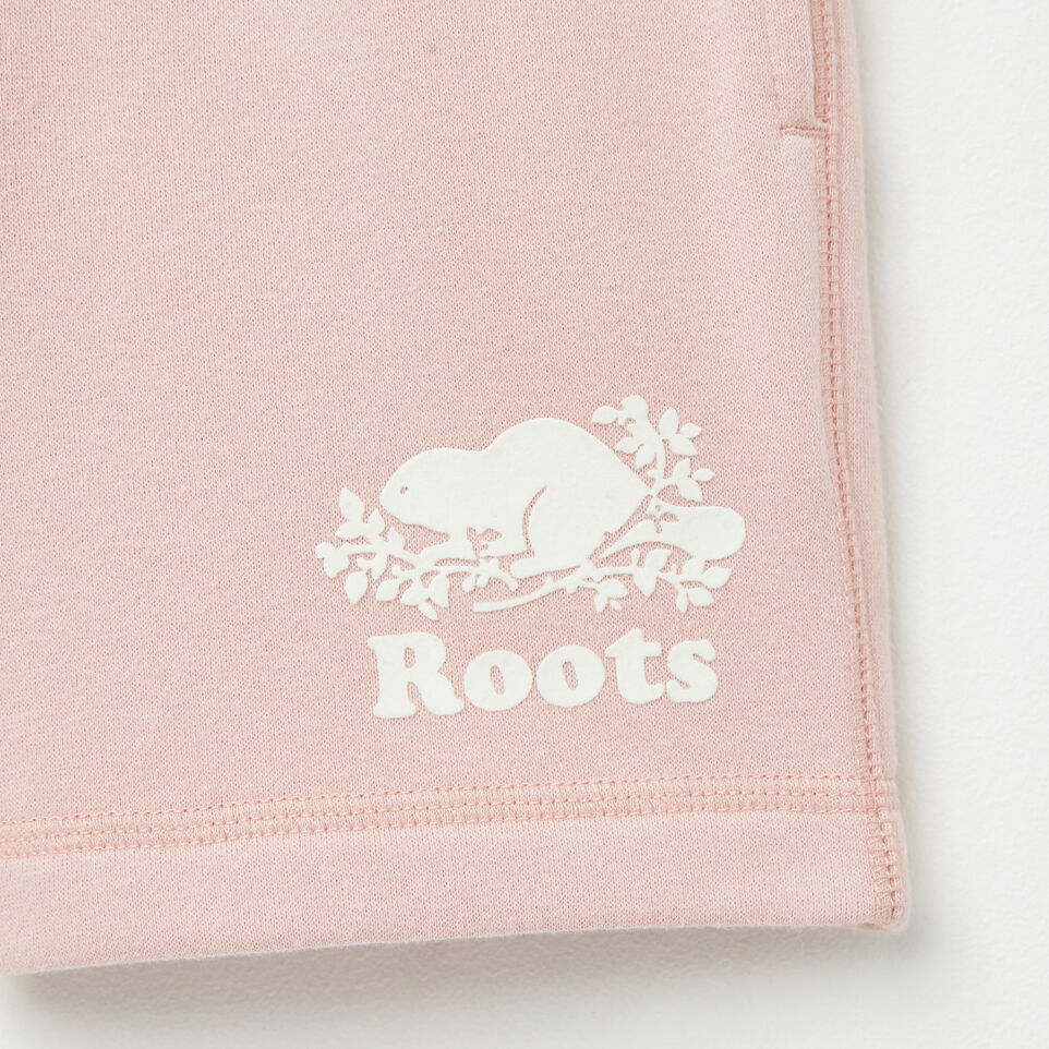 Roots-undefined-Filles Short Athlétique Original-undefined-D