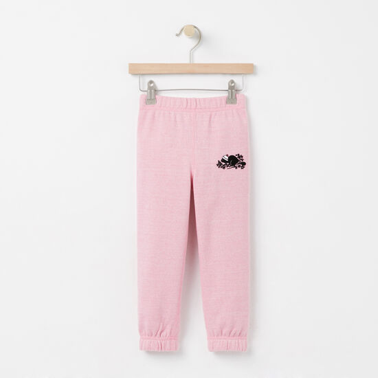 Roots - Toddler Pom Pom Beaver Slim Sweatpant