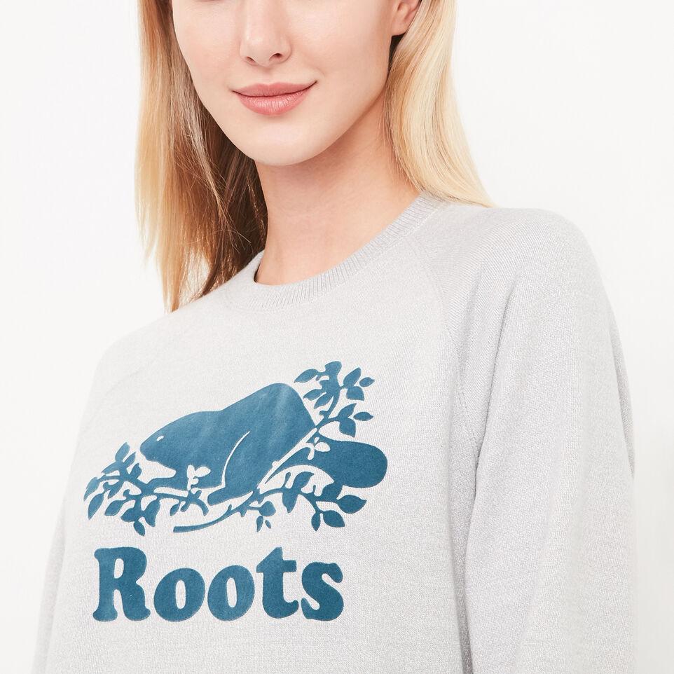 Roots-undefined-Amy Boyfriend Crew Sweatshirt-undefined-C