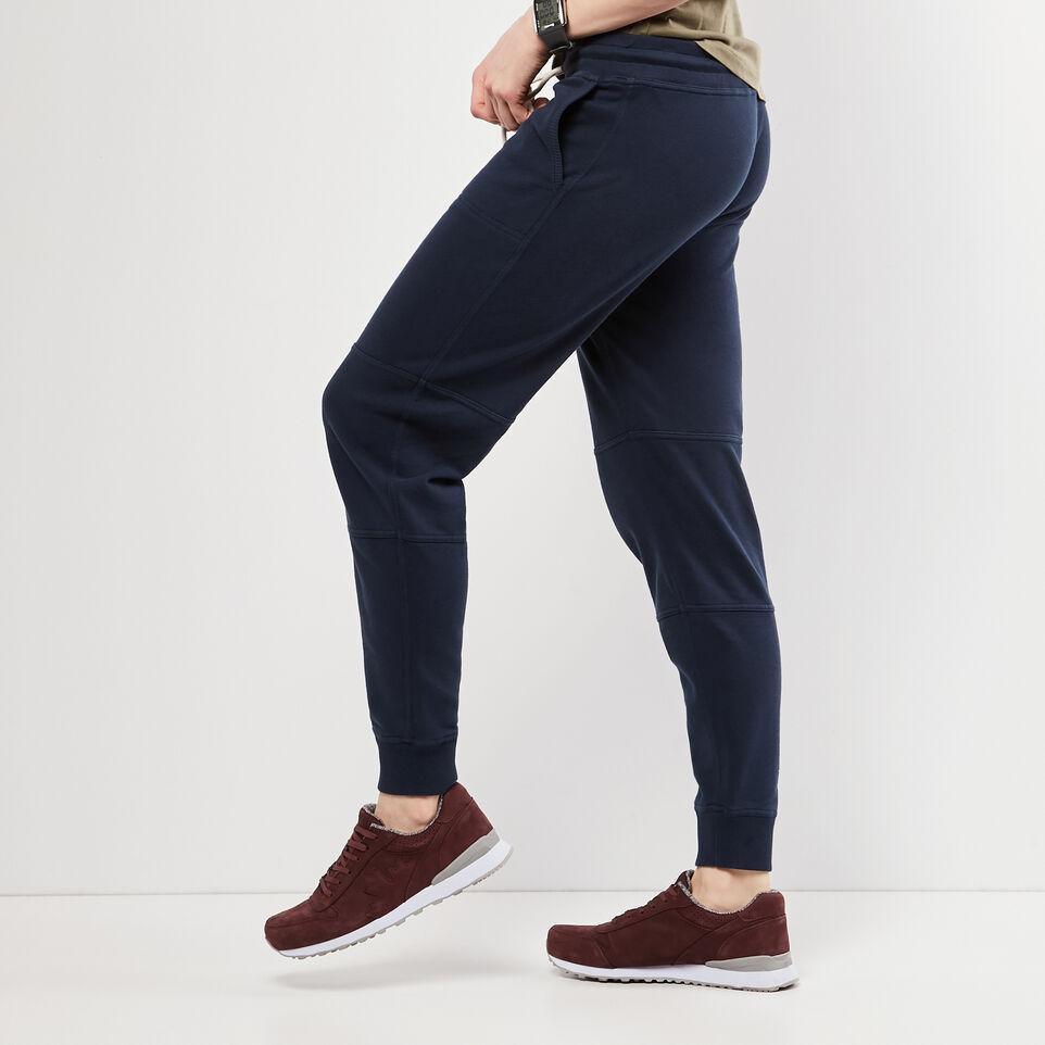 Roots-undefined-Pantalon Coton Ouaté Westport-undefined-B