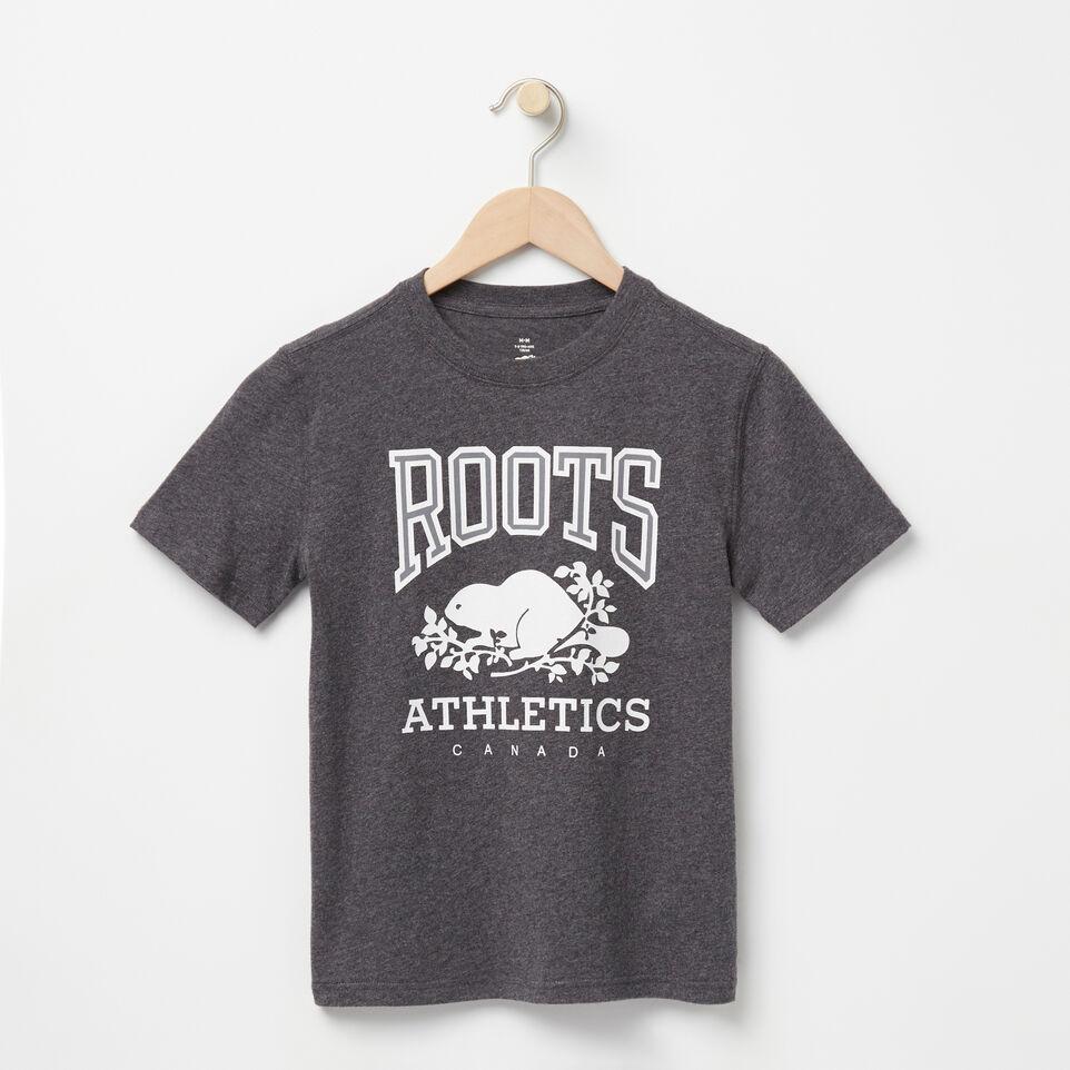 Roots-undefined-Garçons T-shirt RBA-undefined-A
