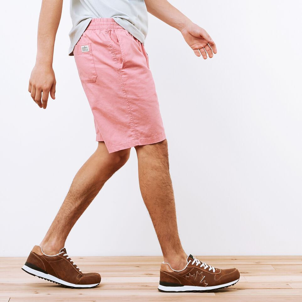 Roots-undefined-Short Campbell En Chanvre-undefined-B