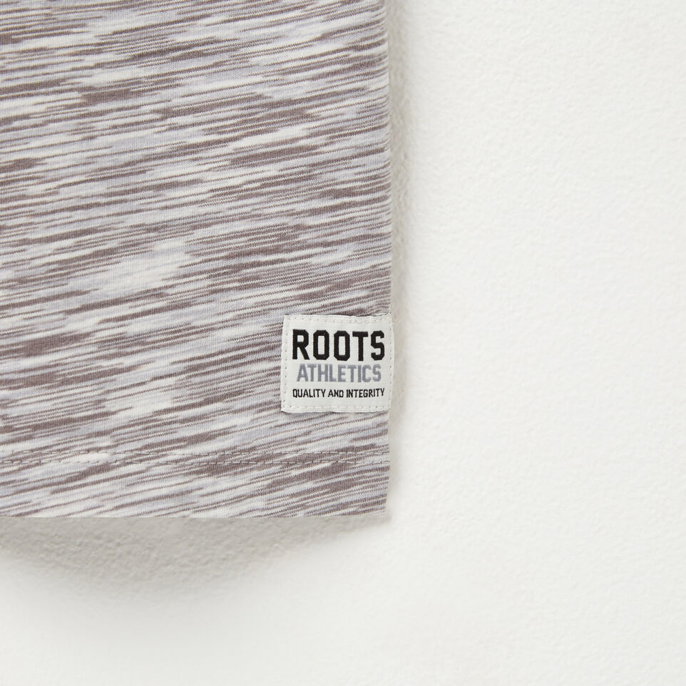 Roots-undefined-T-shirt Poche Molleton Rba-undefined-D
