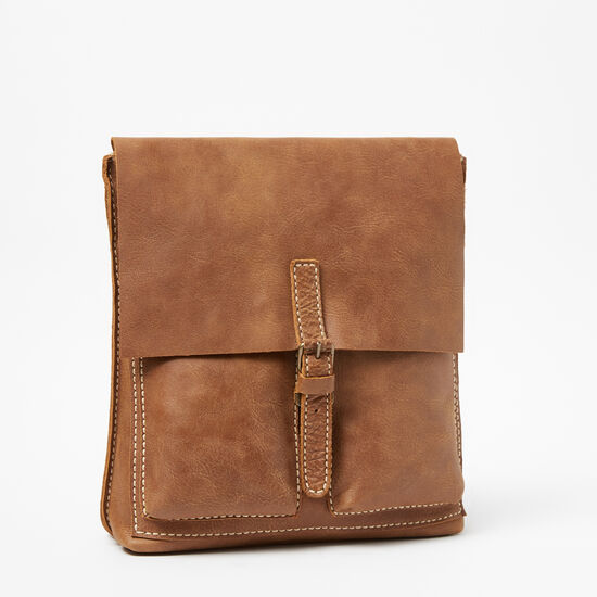 Roots-Leather Features-Small Raiders Pack Tribe-Africa-A