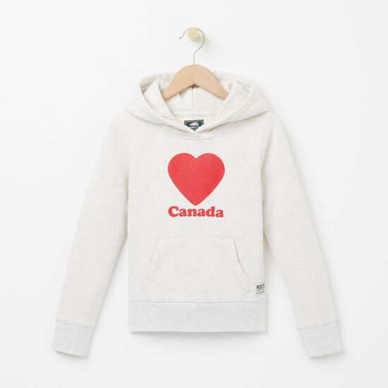 Girls Love Roots Kanga Hoody