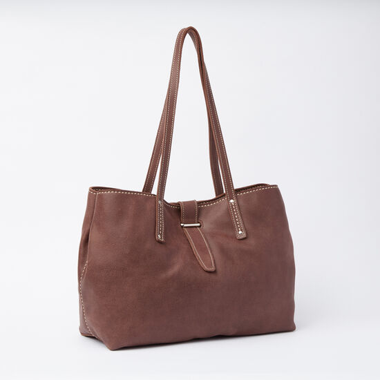 Roots - Saddle Tote Tribe