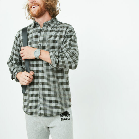 Roots - Braeburn Flannel Shirt