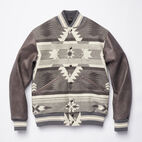 Roots-undefined-Pendleton Varsity Jacket-undefined-A