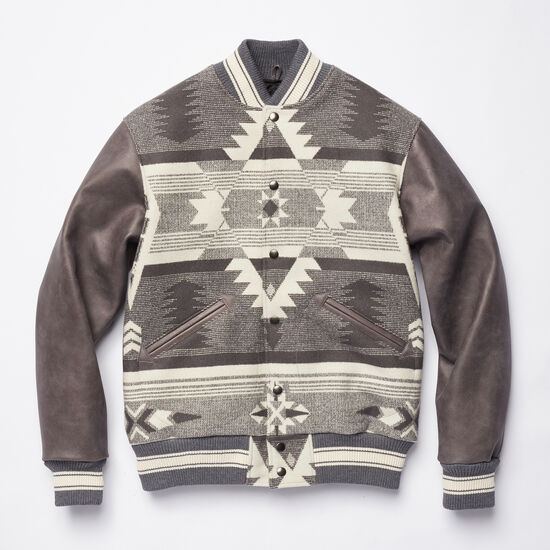 Roots - Pendleton Varsity Jacket