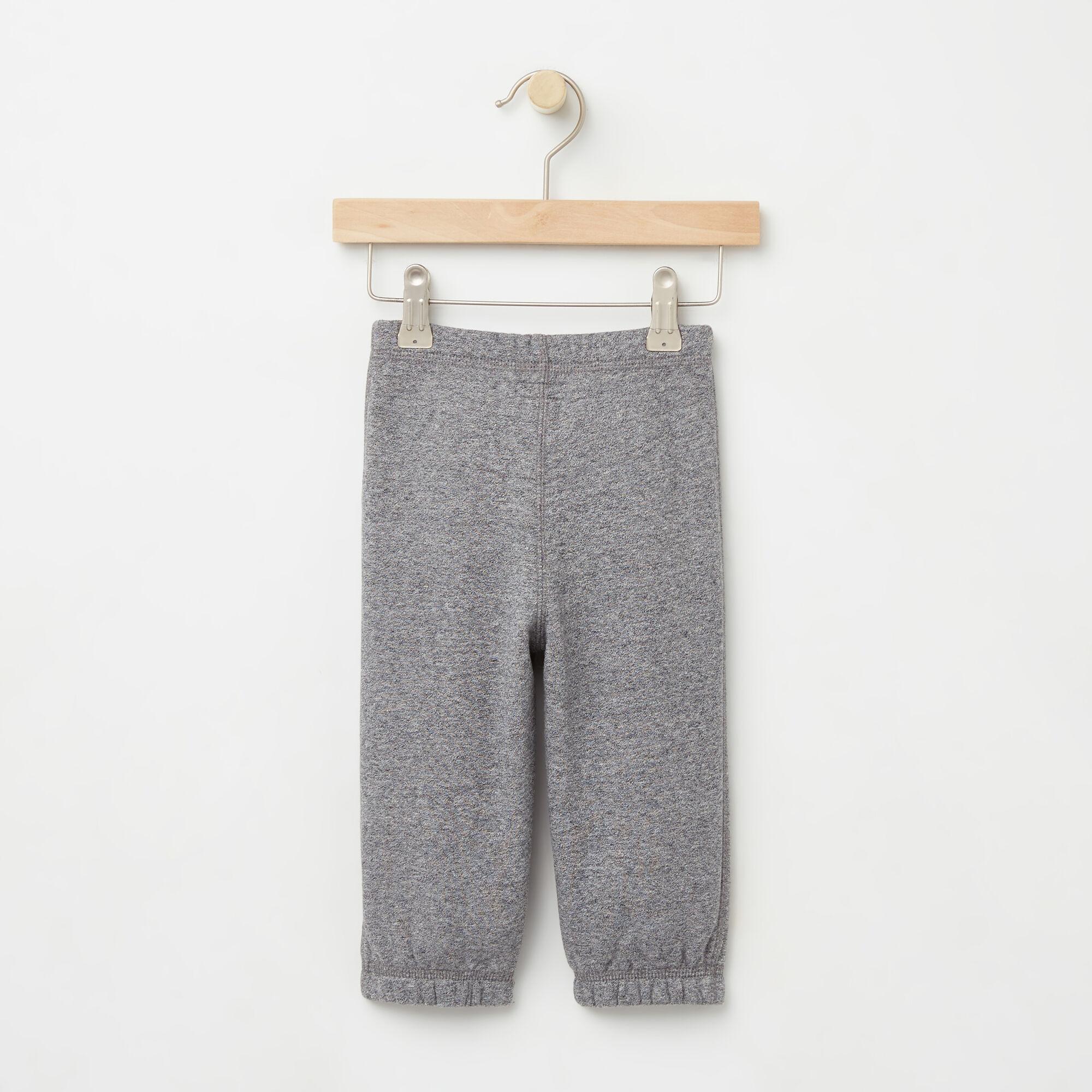 Bébés Pantalon Coton Ouaté Original