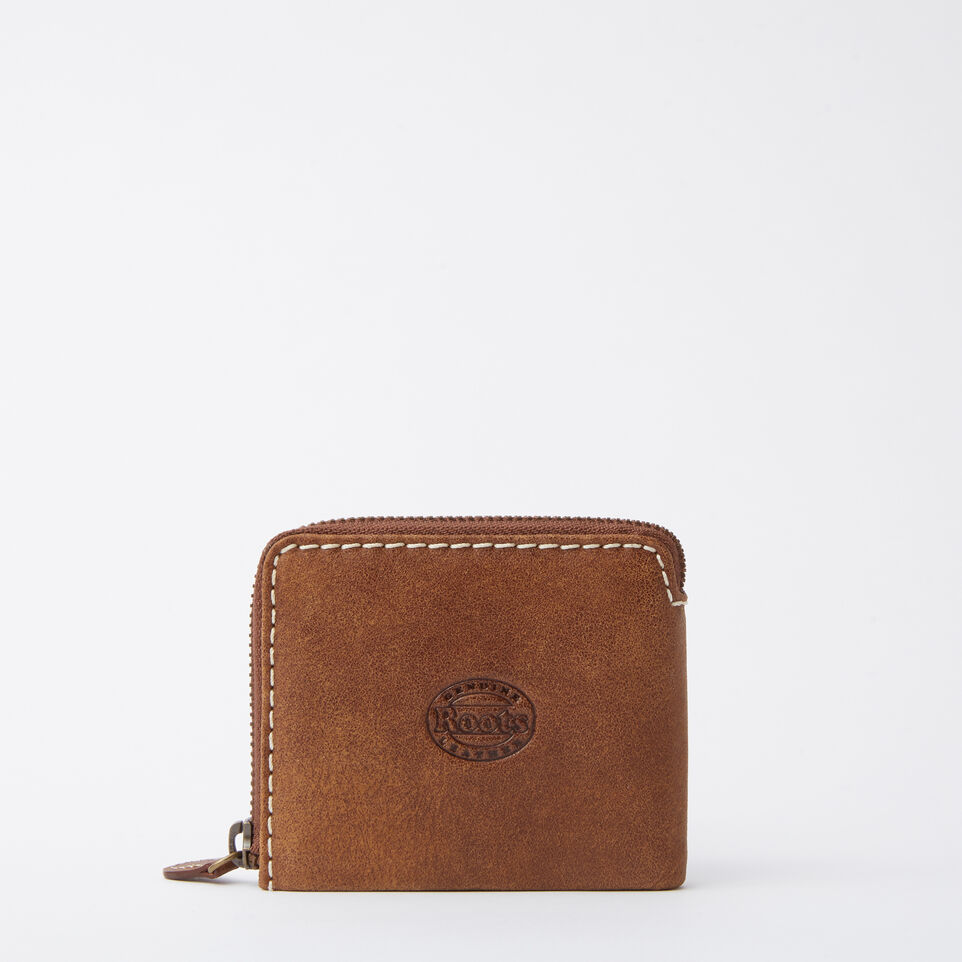 Roots-undefined-Mens Half Zip Wallet Tribe-undefined-C