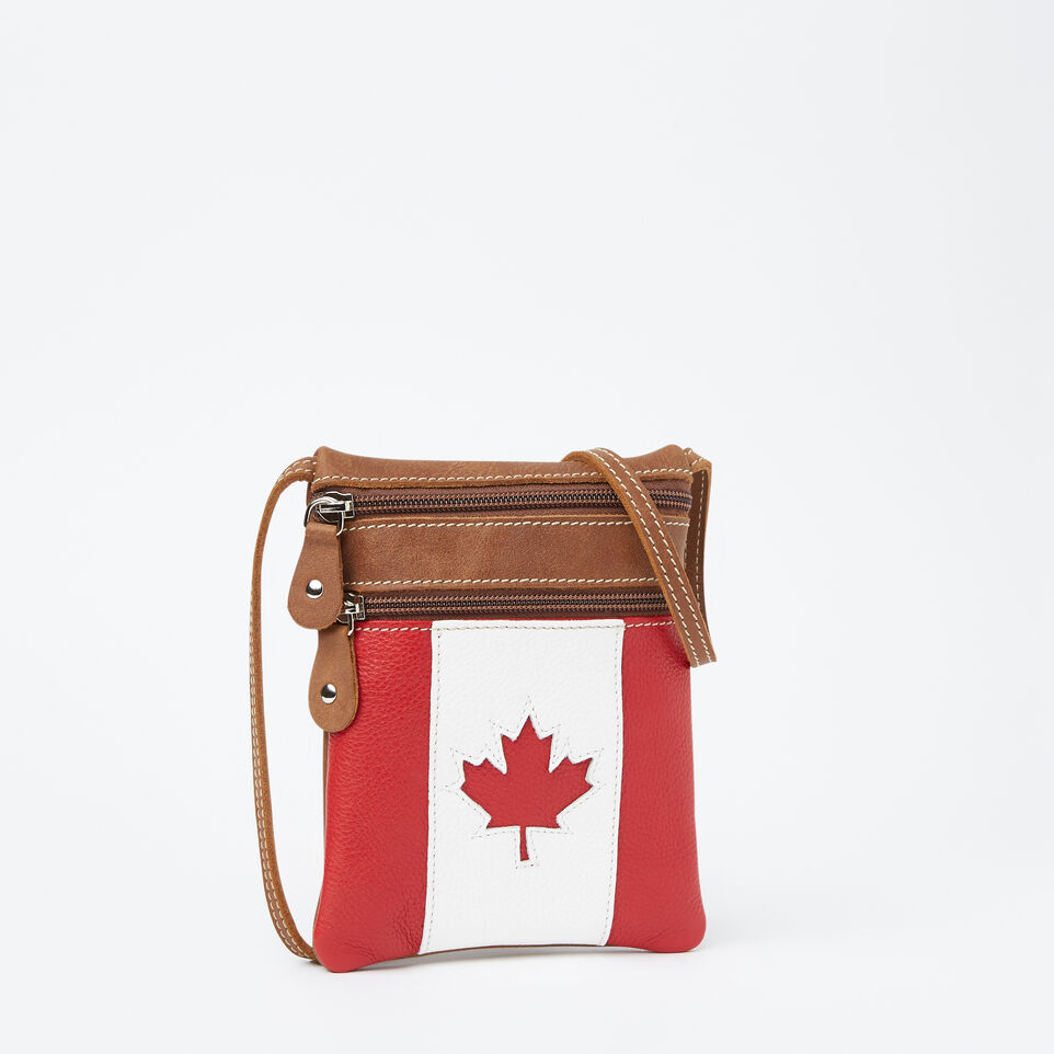 Roots-undefined-Hanging Pouch Canada Tribe-undefined-A