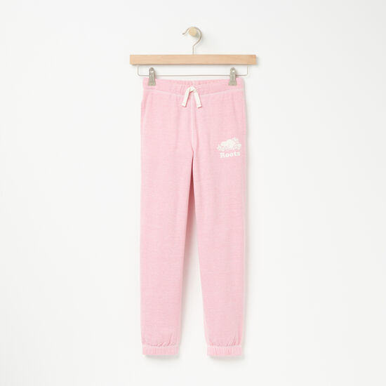 Girls Pepper Slim Sweatpant