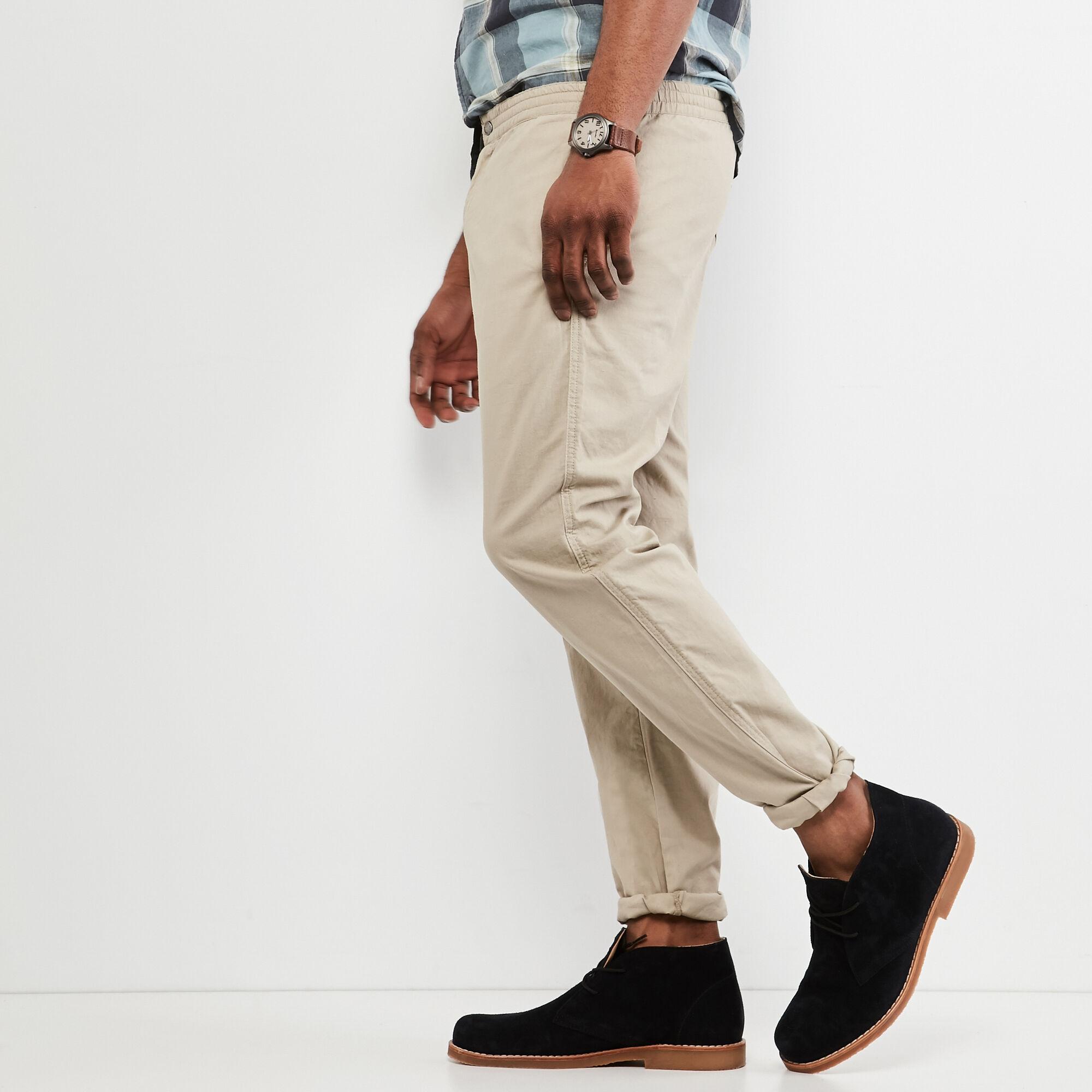 Pantalon Quai En Chanvre