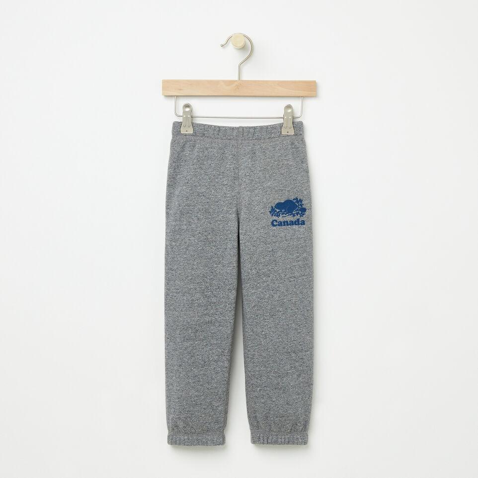 Roots-undefined-Tout-Petits Pantalon Coton Ouaté Original-undefined-A