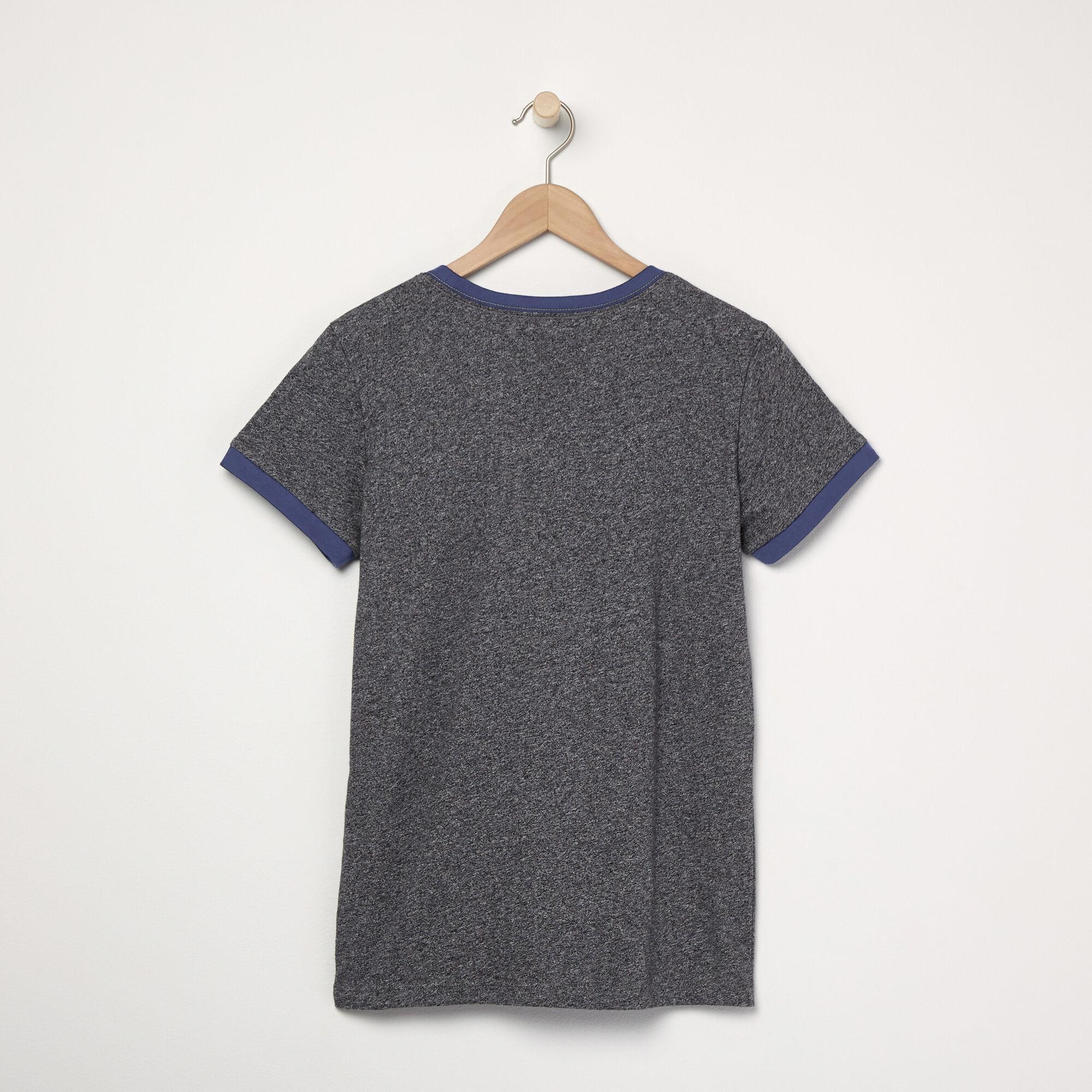 T-shirt à col contrastant Blue Jays MC Ballpark pour femmes