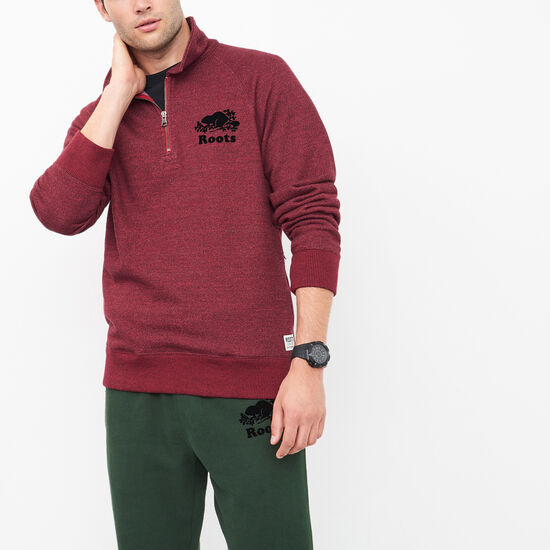 Roots - Park Zip Polo