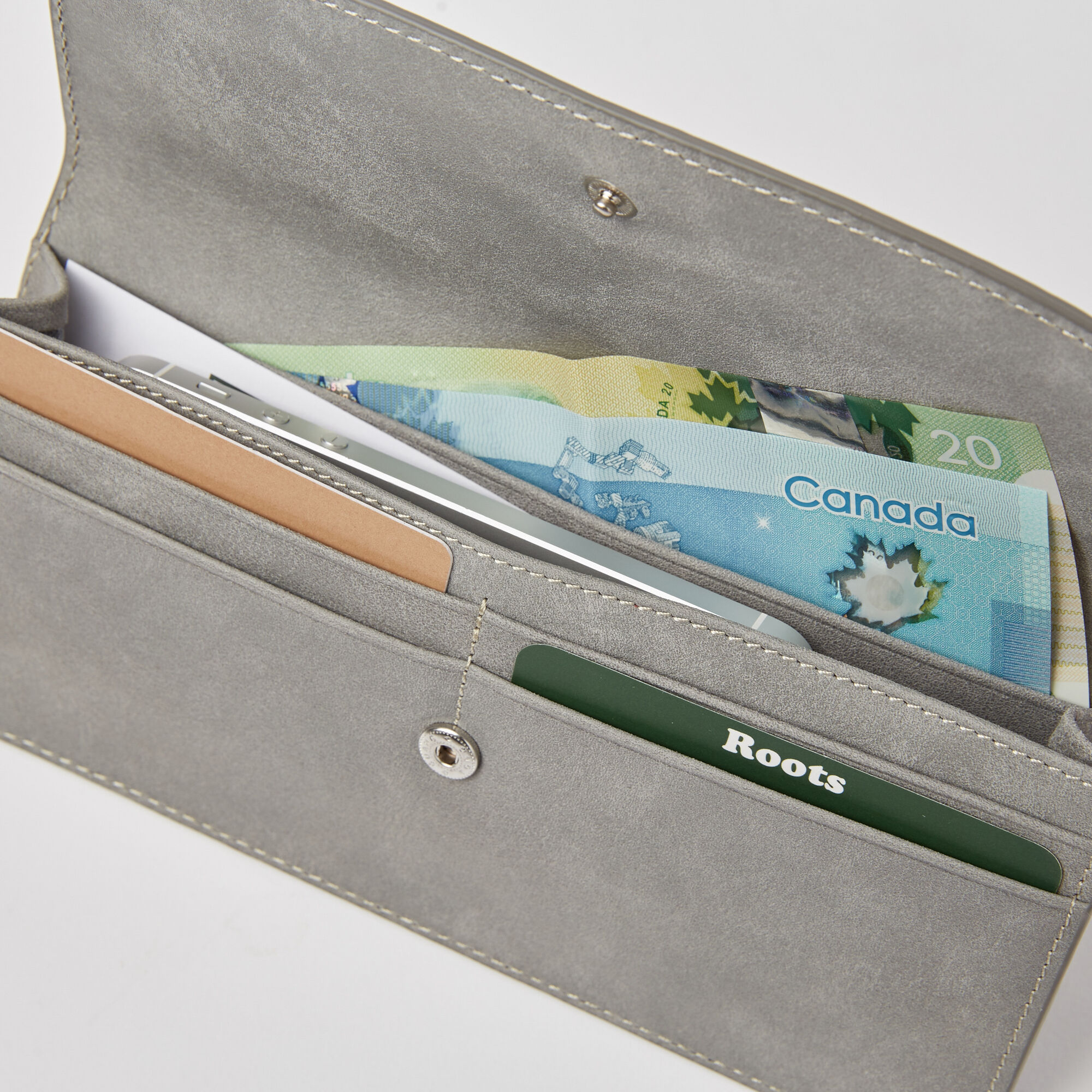 Slim Curve Wallet Tribe