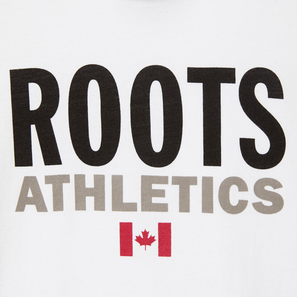Roots-undefined-Garçons Réédition T-shirt Roots-undefined-C