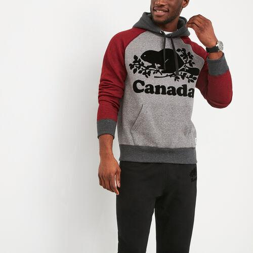 Mens Cooper Canada Kanga Hoody