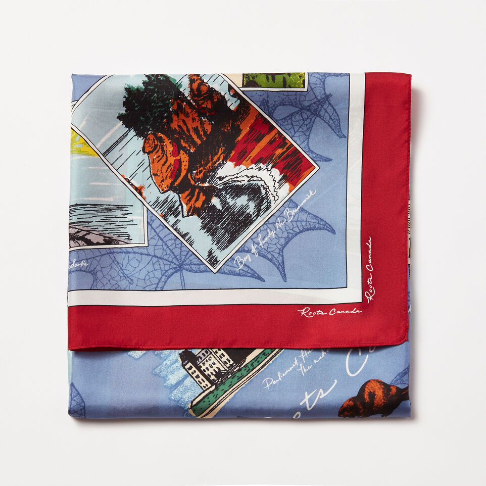 Roots-undefined-Foulard Paysage Souvenir-undefined-A