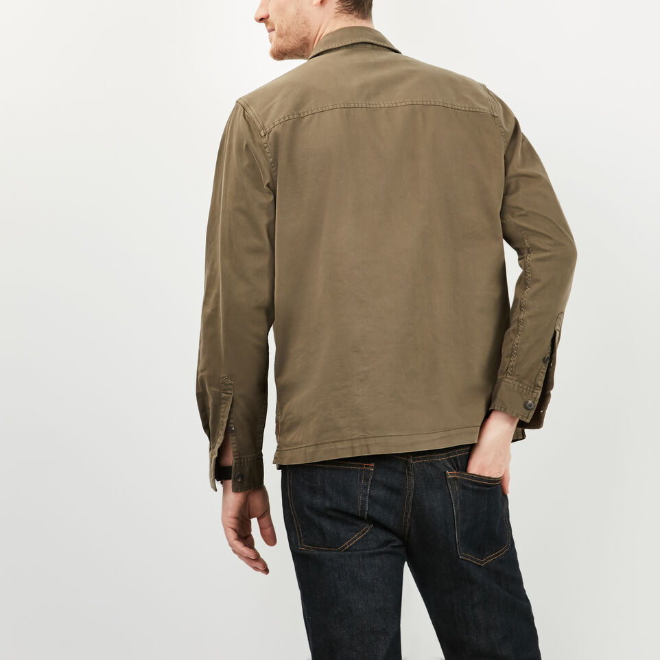 Roots-undefined-Shacket Surplus Hawthorne-undefined-E