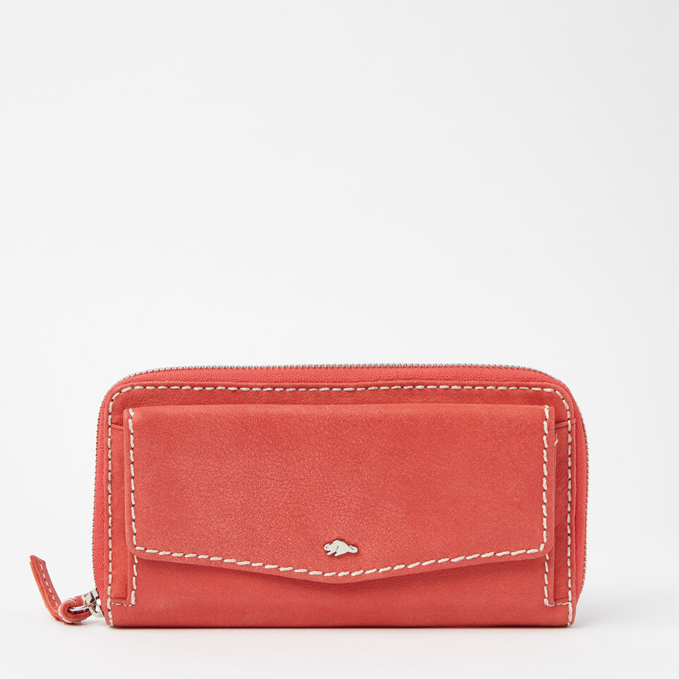 Roots-undefined-Eve Front Pocket Wallet Tribe-undefined-A
