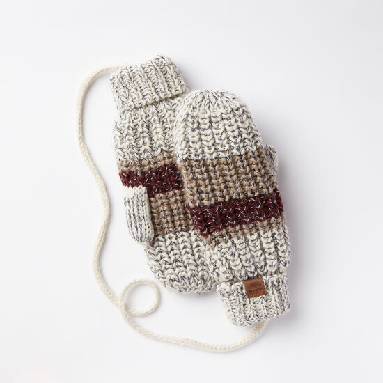 Roots - Chunky Cabin String Mitt