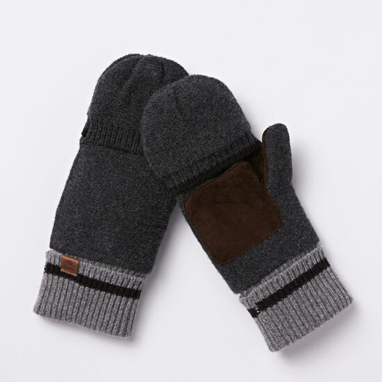 Roots - Mens Cabin Flip Mitt