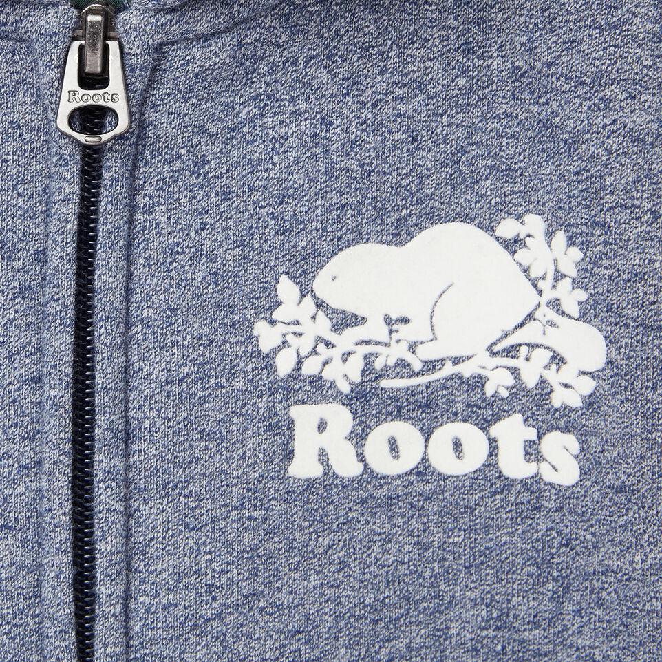Roots-undefined-Tout-Petits Chandail Capuchon À Glissière Original-undefined-C