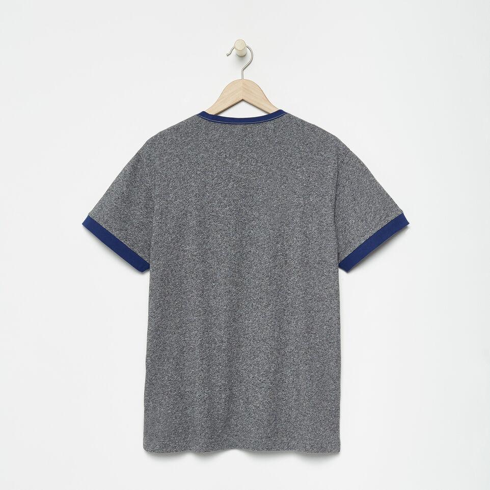 Roots-undefined-T-shirt à col contrastant Blue JaysMC Ballpark pour hommes-undefined-B