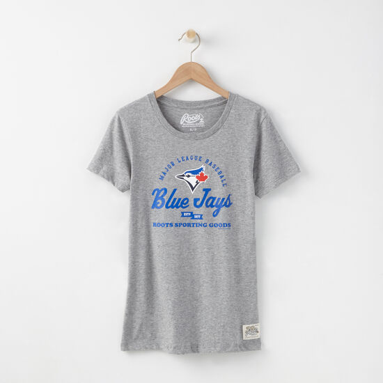 T-shirt Mnch Crt Blue Jays Fem