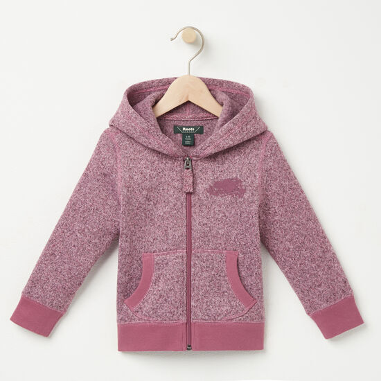 Roots-Kids New Arrivals-Toddler Shoal Bay Hoody-Grape Nectar Mix-A