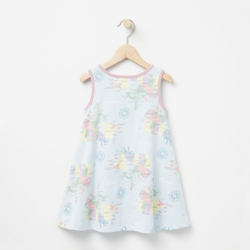 Roots-undefined-Tout-Petits Robe Camisole Côtière-undefined-B