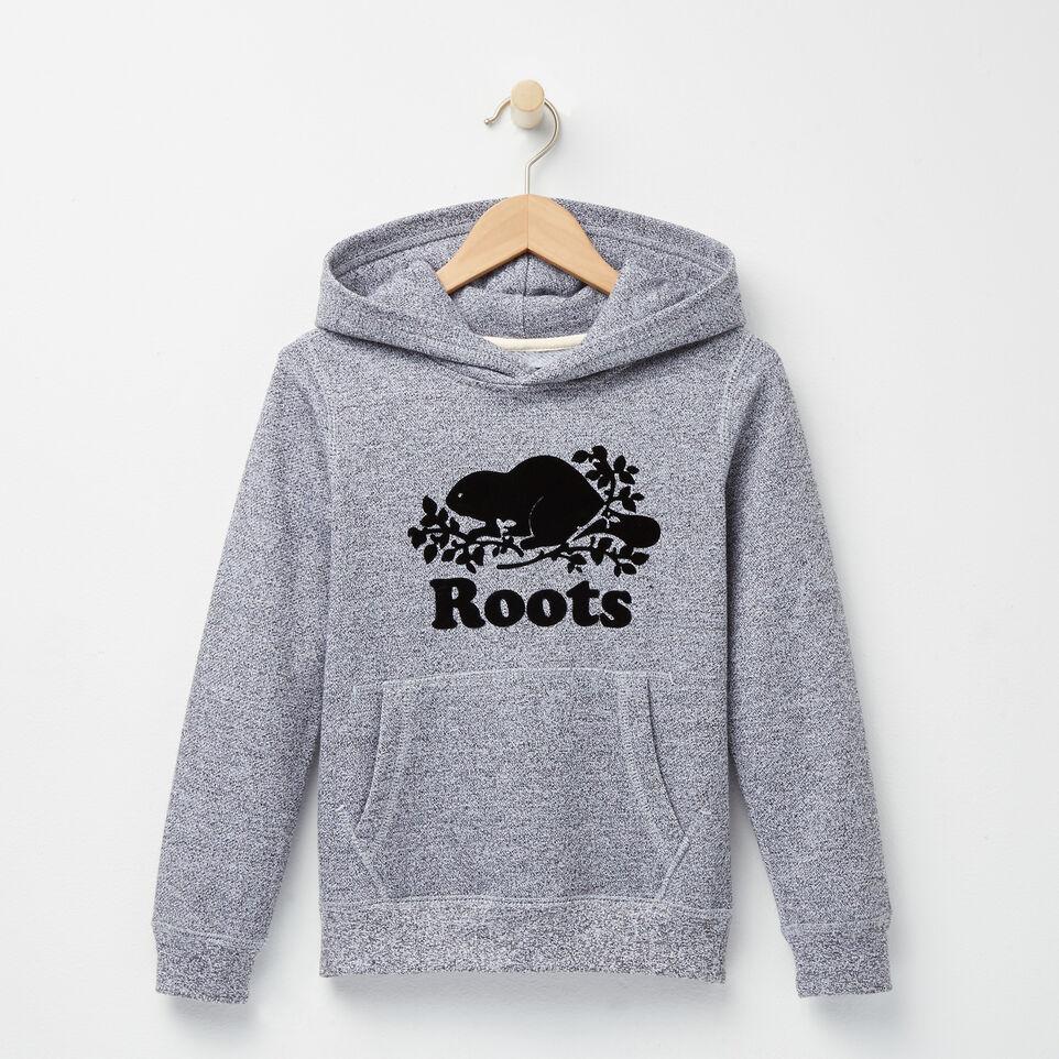 Roots-undefined-Enfant Capuchon Avec Poche Kangourou-undefined-A