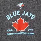 Roots-undefined-T-shirt à col contrastant Blue Jays MC Ballpark pour femmes-undefined-C