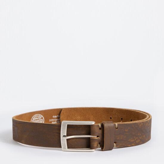 Roots-Men Belts-Mckay Belt Tribe-Africa-A