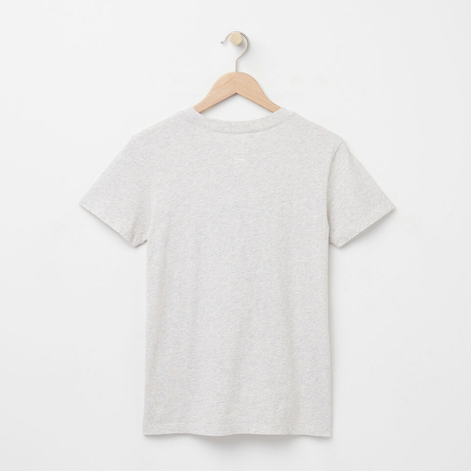 Roots-undefined-Floral Cooper T-shirt-undefined-B
