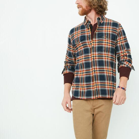 Roots - Croften Flannel Shirt