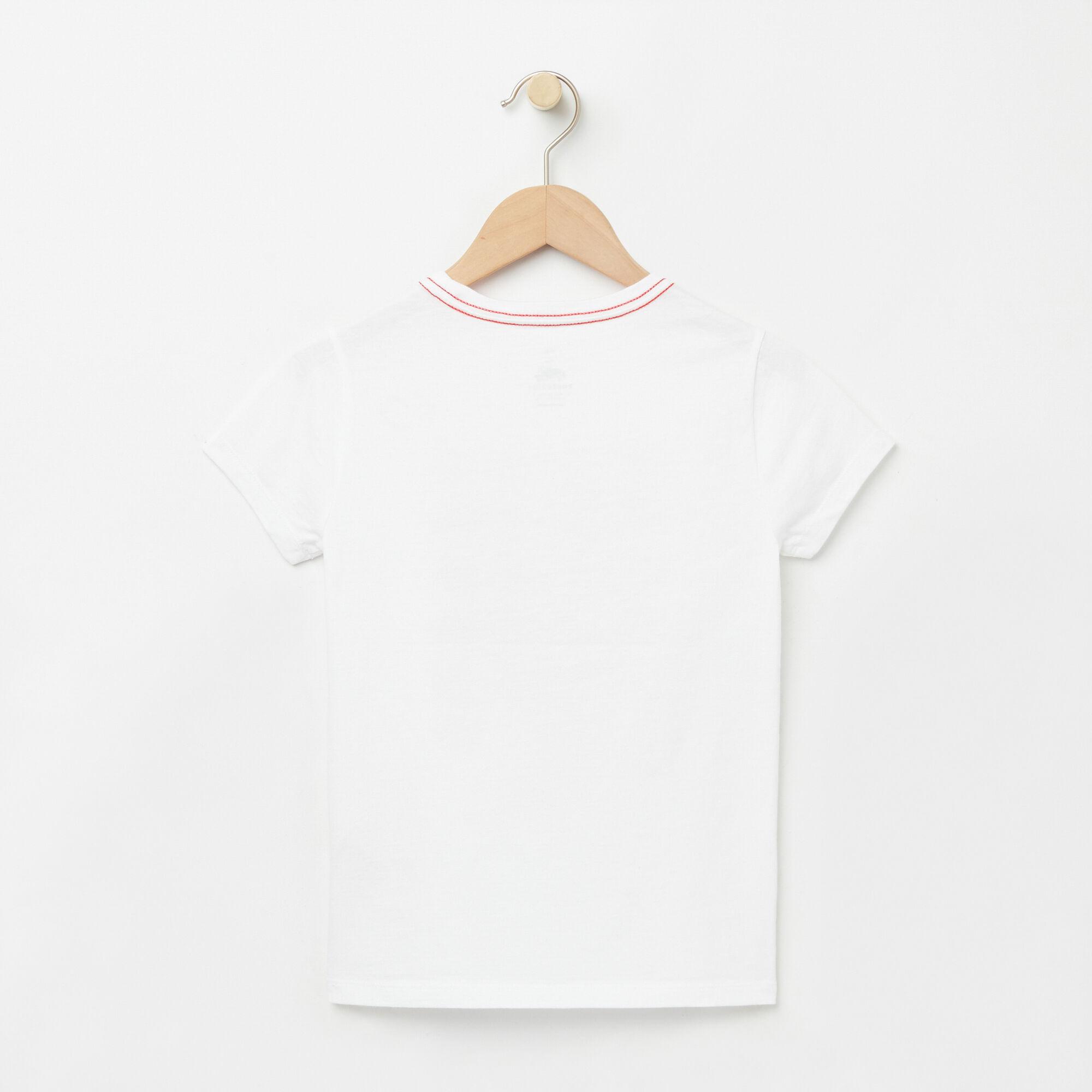 Filles T-shirt Feuillu Canada