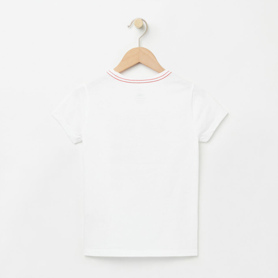 Roots-undefined-Filles T-shirt Feuillu Canada-undefined-B