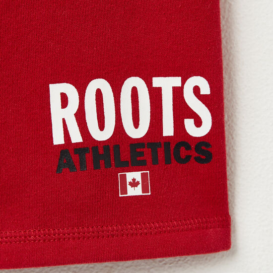 Garçons Réédit Short Athlétique Roots