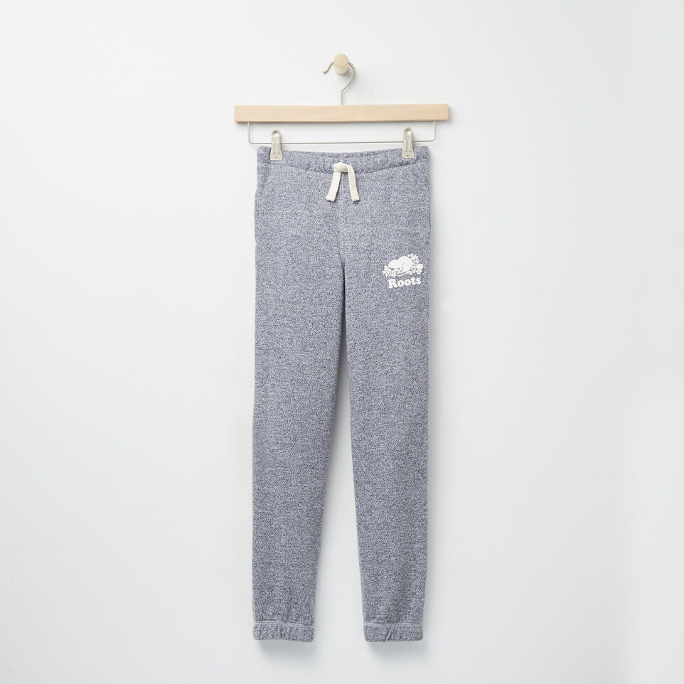 Roots-undefined-Enfant Pantalon Coton Ouaté Original-undefined-F
