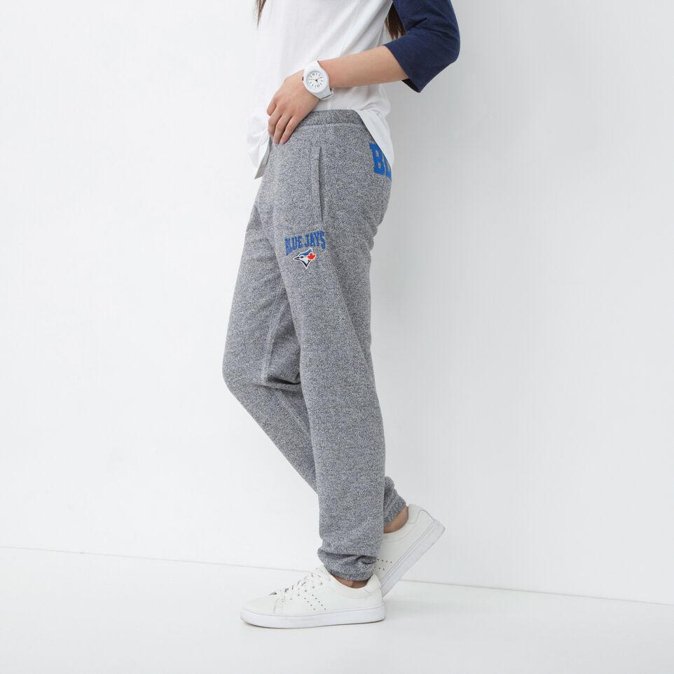Roots-undefined-Pantalon en coton ouaté Blue JaysMC Stadium-undefined-C