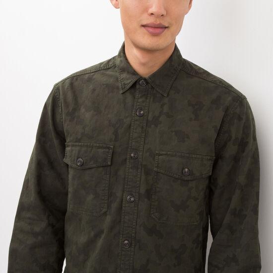 Roots - Boreal Camo Shirt