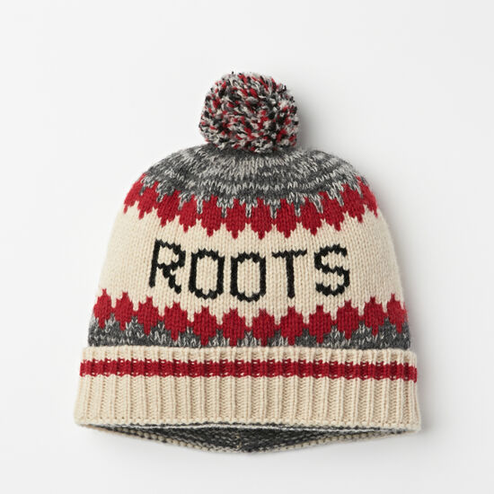 Roots - Roots Cabin Pom Pom Toque