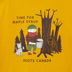 Roots-undefined-Tout-Petits Maple Syrup Ringer T-shirt-undefined-C