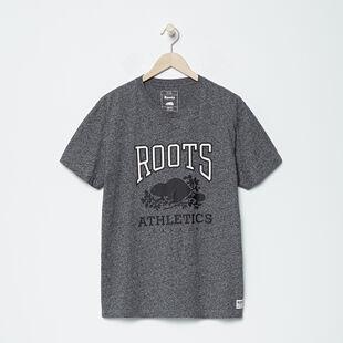Roots - T-shirt Poivre Rba