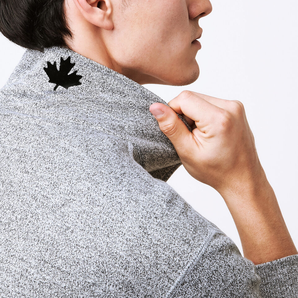 Roots-undefined-Polo Glissière Original Hommes-undefined-F